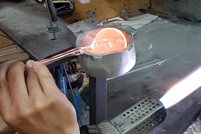 Individual Glass Blowing