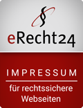eRecht24 Site Notice Label